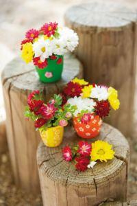bloempotjes