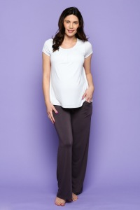 Cloud9_Ivory_PJ Pants With Pockets_Pewter2